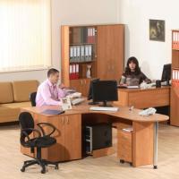 Офисная корпусная мебель - Аркада 3