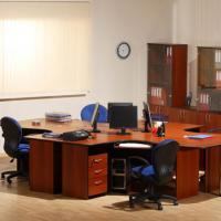 Офисная корпусная мебель - Рубин 3