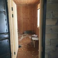 Крестьянская дверь для бани.Массив сосны