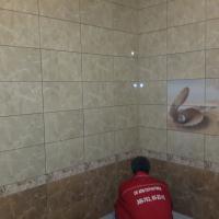 Комплексный ремонт квартиры по адресу ул. И. Черных. Ванная комната.