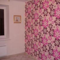 Укладка ламината и оклейка стен обоями по адресу ул. Д. Ключевская (окончание работ)