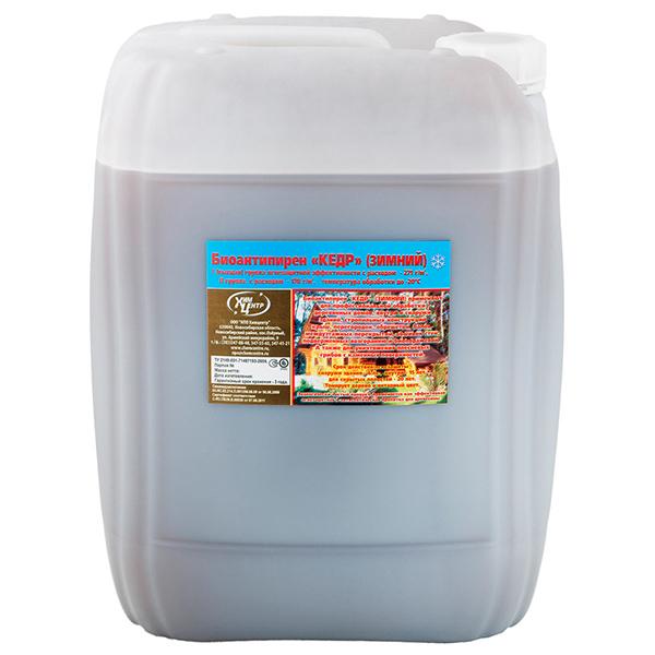 Фасовка - 25 кг | Огнезащитная пропитка для дерева (биоантипирен). Атмосферостойкая