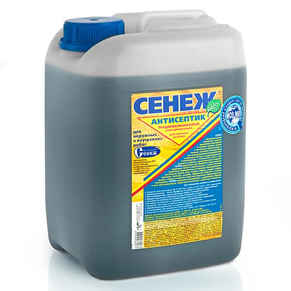 Фасовка - 5 кг / 10 кг / 65 кг | Консервирующий антисептик для древесины водостойкий